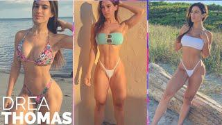 Drea Thomas   fitness motivation   female fitness ????