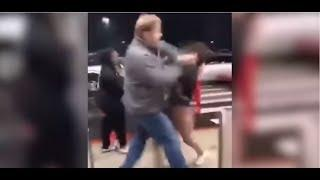 White man punches 12-year-old black girl in altercation outside mall