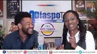 HOT TABOO..TALKSHOW..PT 1- CAN A FEMALE  TEACH HER HUSBAND OR BF, HOW TO MAKE LOVE TO HER