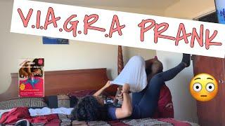 EXTREME FEMALE V.I.A.G.R.A PRANK ON GIRLFRIEND (I GOT MY REVENGE)