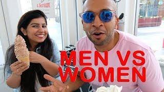 IScream , La Mer , Dubai | Men VS Women