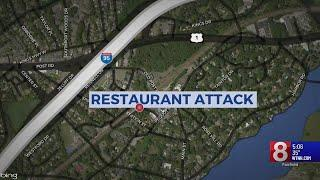 PD: Woman beaten, stabbed while taking out trash at Fairfield restaurant