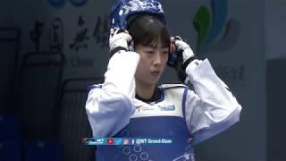 Female  57kg Round of 16 |Ah Reum LEE(KOR)VS Po Ya Su(TPE)