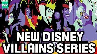 Disney Villains Series Reportedly Coming to Disney Streaming Service - Disney News - 3/2/19