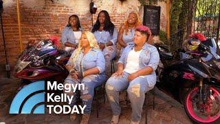Meet The 13 Fearless Women Of The Caramel Curves Motorcycle Club | Megyn Kelly TODAY