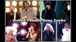 20 Worst Female Song Duets
