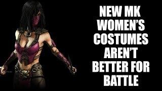 The New Female Mortal Kombat Costumes Are NOT More Practical