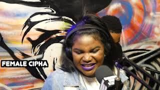 The Real Raps Tv Show Female Cypher Part 1