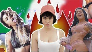 ???????? OMG_REACTING TO FEMALE ITALIAN RAPPERS |BEBA|PRIESRESS|NATDARLING