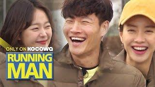 Jong Kook Has Potentials to Date Every Female Member [Running Man Ep 441]