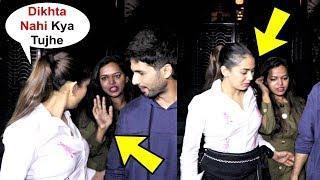 Mira Rajput Throws Tantrum On Shahid Kapoor Female Fan