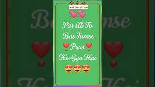 Heart touching Sad Full Screen Whatsapp Status female Version | sad female song Whatsapp Status 2019