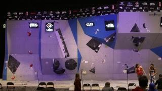 Female Youth B • Qualifiers • 2019 Youth Bouldering Nationals • 2/8/19 8:00 AM