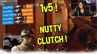Pro League Player Against The World !! | INSANE Female Siege Plays ! - R6S Twitch Highlights #121