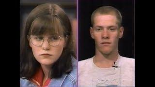 Sally Jesse Raphael: Male Adult Teen in Trouble with Underage Female.  From 1994