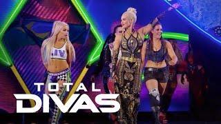 """Total Divas"" Team Up For Women's WrestleMania | E!"