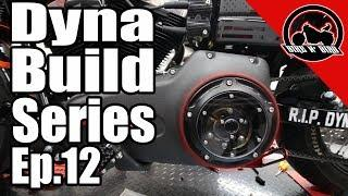 Harley Dyna Build Series Ep. 12 - RSD Clarity Derby Cover, Timing Cover, Passenger Pegs