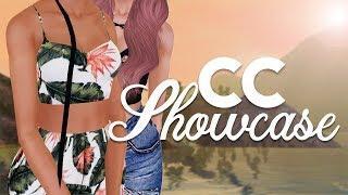 Sims 3 || CC Showcase: Female Items - 90+ PIECES OF CC (CUTE Bikinis, Accessories + MORE) [9]