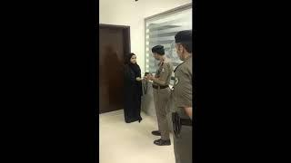 Viral video of historic moment first female driving license is issued in Saudi Arabia
