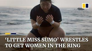 'Little Miss Sumo' wrestles Japanese tradition keeping women out of the ring