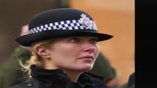 The Funeral of PC Nicola Hughes She Was The Target To The Bitch Ring Leader CID Leigh Police Station