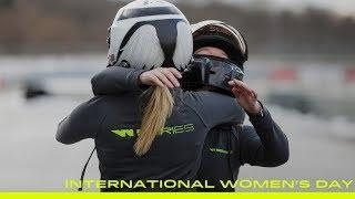 Marking International Women's Day with the W Series Qualifiers