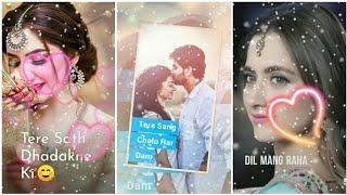 New Romantic Female Version Full Screen WhatsApp Status Video !! New Romantic Full Screen Status????