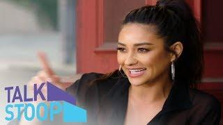 Shay Mitchell Wants to Play Female Version of James Bond - Talk Stoop with Nessa