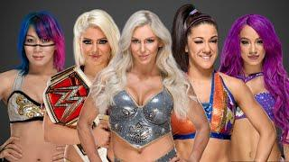 Most Googled WWE Women Wrestlers Of 2018 Revealed
