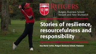 Lessons a stand-out female golfer learns - Stories of resilience, resourcefulness and responsibility