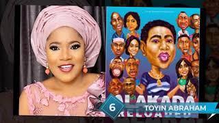 Top 10 Female Nollywood Actors | Top 10 Countdown