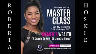 How Women Build Wealth in Atlanta 5/20/18