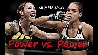 Cris Cyborg vs. Amanda Nunes - The Best Female on the Planet - Power vs. Power - UFC 232