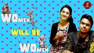 WOmen Will Be WOmen - WhatsApp Forward | Ft Arunodhayan & Janani | EP-2 |Zhagaram Entertainment