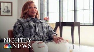 Queen Latifah Speaks Out On Supporting Female Filmmakers In Age Of 'Me Too'   NBC Nightly News
