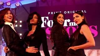 Sizzling Indian Female Models Walks On Ramp At Amazon Prime Video Show Launch