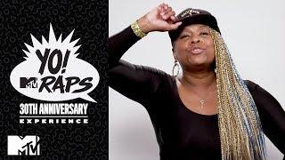 YoYo Talks MC Lyte & Women in Hip Hop | Yo! MTV Raps 30th Anniversary Experience