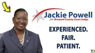 Jackie Powell becomes FIRST Jamaican FEMALE Judge in Florida
