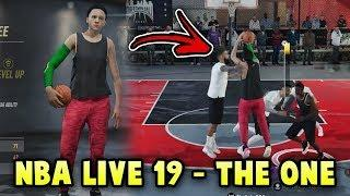 NBA LIVE 19 THE ONE CAREER MODE WITH A FEMALE PLAYER!! (1 Hour) | NBA Live 19 Gameplay