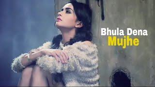 Bhula dena mujhe female version_whatsapp status video