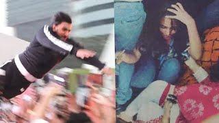 Ranveer Singh INJURES Female FANS After Jumping Into Crowd | Gully Boy