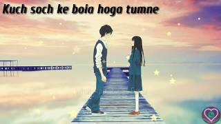 Tera Ghata Female Song Whatsapp Status Video