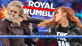 WWE Women's Wrestling Review Week of January 28th, 2019 | WWE Royal Rumble 2019