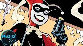 Top 10 Female Supervillain Costumes