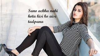 Heart Touching Sad  Female WhatsApp Status Video Hd