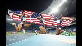 Black Women Are Amazing - Top Black Female Athletes