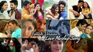 Love ???? Mashup | Female Version | Song 2018 | Feel The Love | By Find Out Think