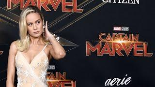 Captain Marvel: Preview Brie Larson in Marvel's First Female-Led Superhero Flick, Plus More Movies