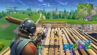 Fortnite Building improving that  female got out played