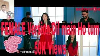 #Amavas #Song2019 #T-Series #Hindisongs #    Dil main Ho tum Tulsa Kumar Female version